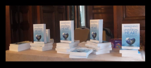 Awakening the Universal Heart Book Launch