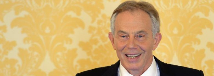 SA Tony Blair
