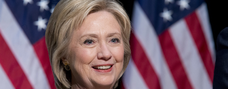 United States of America Presidential Candidate Hillary R. Clinton